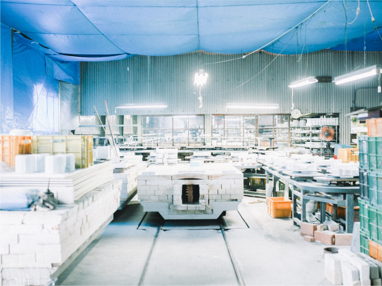 Bouillon Pottery HOME